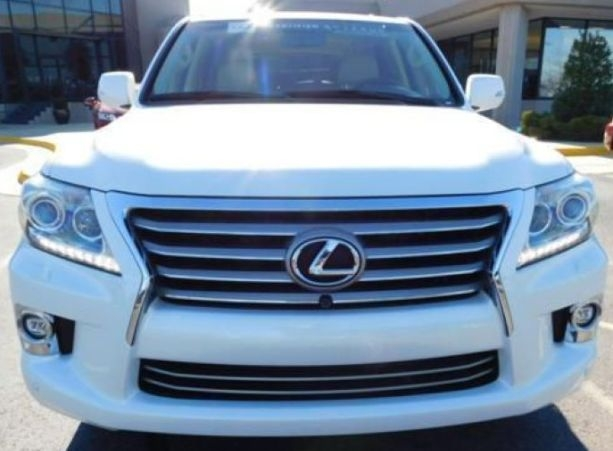 2014 LEXUS LX 570 V8 JEEP FOR SALE